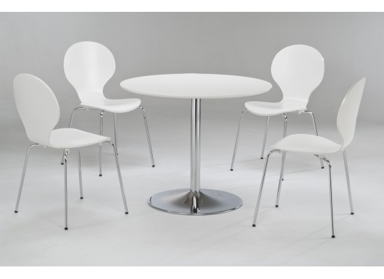 IBIZA TABLE + 4 CHAIRS SET